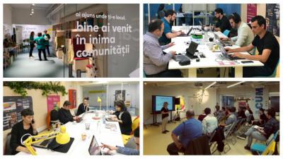 """[Coworkingul la romani] Cartier Hub, centrul comunitar din Drumul Taberei. """"Toate veniturile sunt reinvestite în crearea unei comunități sustenabile"""""""