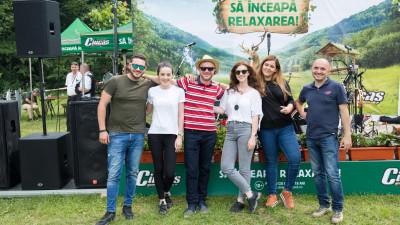Relaxarea începe în Poiana Ciucaș