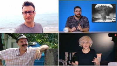 [România pe YouTube] Vacanță, viață normală și acadele muzicale