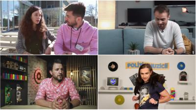 [România pe YouTube] Vloggerii, trapul, dansurile imitate