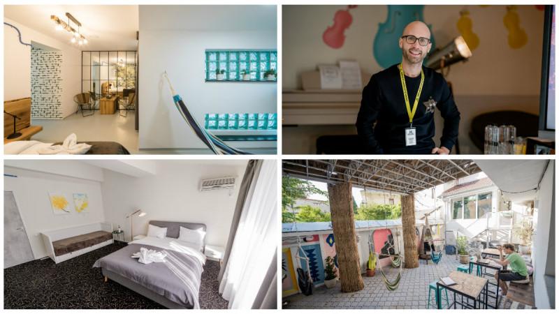 [Coworkingul la români] Ciprian Jdera: Omega House co-living a început să fie accesat de digital nomads de pe întreg globul