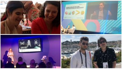 "Doua zile concentrate la Cannes Lions. Cifre de la David Droga si una-alta despre ""the adpocalypse"""