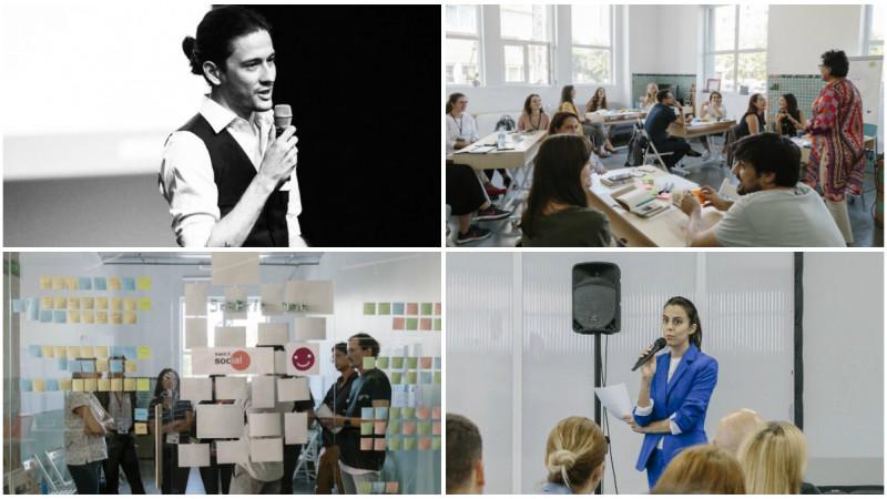"""Uneltele creativităţii aplicate. Andreea Nițoi & Matei Schwartz: """"Rebranding Creativity s-a născut din ambiția unor oameni de a coagula o (nouă) categorie profesională"""""""