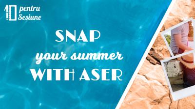 ASER îți creează un album de rime cool, chiar în timpul sesiunii