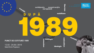 Punct de cotitură 1989 – sfârșit de proiect la Institutul Francez, luni, 24 iunie