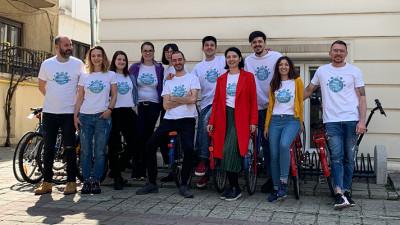 Hogarth România a realizat campania globală dedicată zilei internaționale a iubitorilor de biciclete din întreaga lume