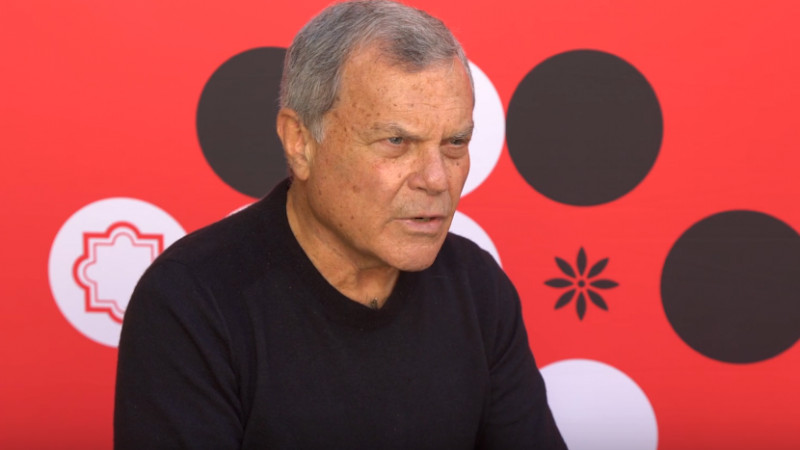 """[Inspiration Archive] Martin Sorrell: """"Advertising and marketing now are like running an election campaign without an election date"""""""