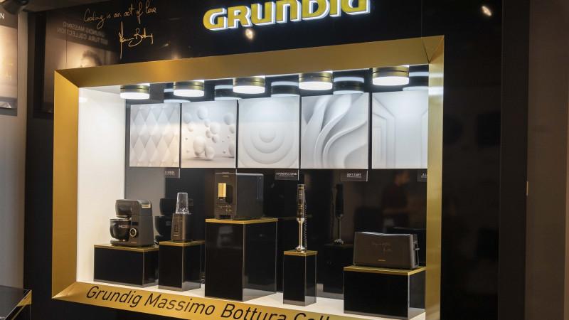 Noua colecție exclusivă Grundig Massimo Bottura, în premieră la ELLE DECORATION Romanian Design Awards