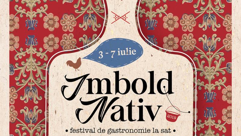 IMBOLD NATIV - festival de gastronomie la sat.Viscri - Saschiz – Criț – Meșendorf, 3 - 7 iulie 2019