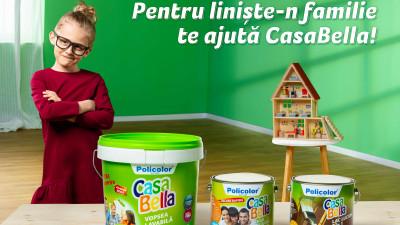 Noul spot Casabella așază în centrul redecorărilor cea mai importantă persoană de decizie a familiei