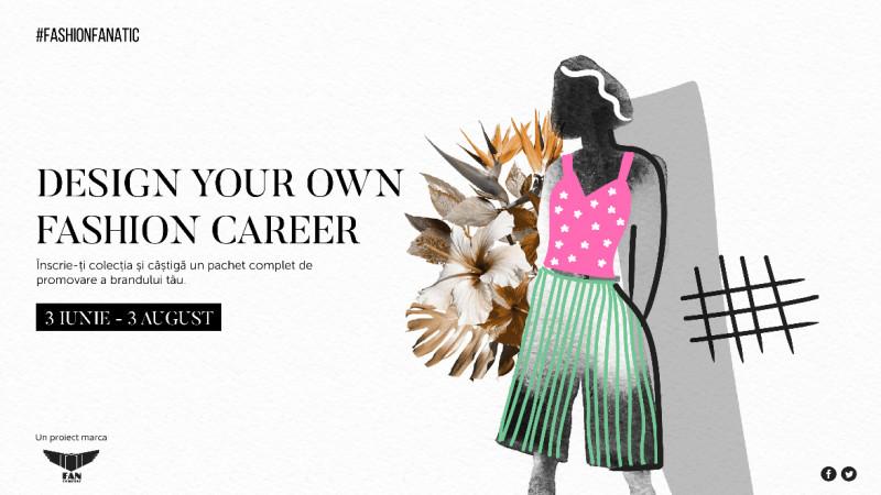 FAN Courier și Marks dau startul celei de-a opta ediții a competiției FashionFANatic