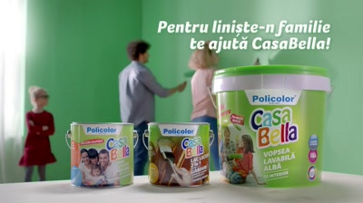 CasaBella - Pentru liniste-n familie, te ajuta CasaBella!