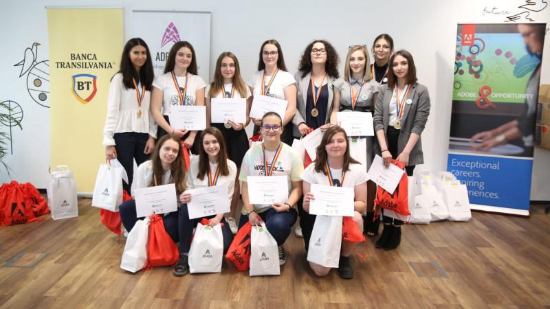Tinerele românce care pot transforma o simplă idee într-un adevărat business-Technovation Challenge România 2019