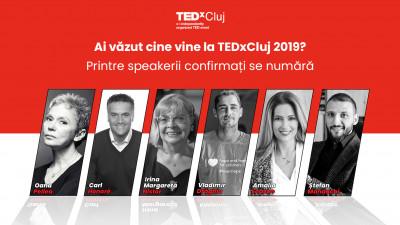 Cu cine te vei întâlni la TEDxCluj 2019 - WHAT IF, ediție moderată de Virgil Ianțu