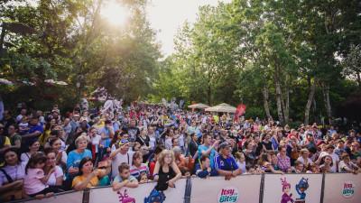 Pe 1 Iunie, peste 80.000 de copii și părinți s-au jucat la 1UNIFEST
