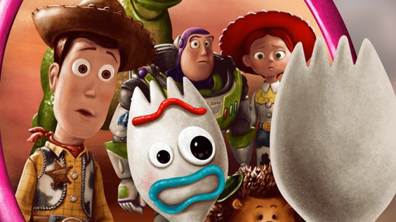 """""""Toy Story 4 / Povestea jucăriilor 4"""": distracția din culise"""