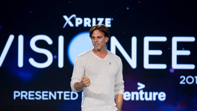 Confirmare de ultim moment: Marcus Shingles, ex-CEO XPRIZE Foundation – va vorbi la București joi, în deschidrea iCEE.fest: UPGRADE 100