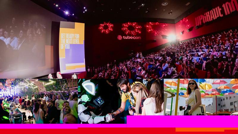 Prima ediție a festivalului dedicat transformării digitale UPGRADE 100 a adunat la București peste 3.500 de participanți și 200 de speakeri (199 de oameni + robotul 3-5CU)