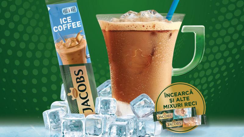 Jacobs le oferă iubitorilor de cafea un video interactiv inedit și le face poftă de mixuri reci
