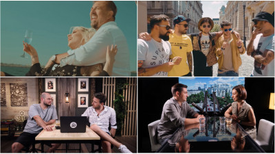 [România pe YouTube] Dragoste, evoluție și videochat