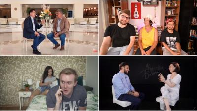 [România pe YouTube] Umilință, iubire, grătar și CFR