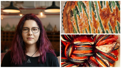 [Obsesii part-time] Sabina Gealatu (Conan PR): Gătitul e mai mult decât plăcerea de-a mânca, trebuie să fie plăcerea de-a face