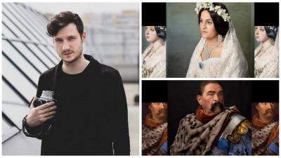 10 portrete reimaginează istoria pentru a înțelege prezentul