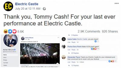 Electric Castle: toleranță, cultură, manele