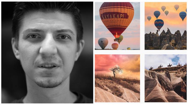 [Obsesii part-time] Matei Vasiliu (Tribal): Unii merg la psiholog sau fac yoga, fotografia cred ca e varianta mai Do-It-Yourself