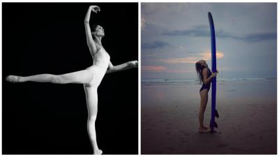 [Obsesii part-time] Mihaela Badara (CreativeSense): Balet, surf, box si marcom