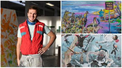 [Pictorimea bună] Dominic Vîrtosu: Din experiență am observat că fiecare lucrare își găsește, cu timpul, publicul său