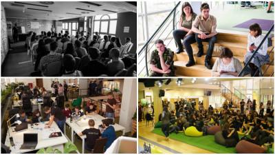 [Coworkingul la români] Smaranda Băluț (Rubik Hub): Ne asumăm misiunea de a conecta și dezvolta comunități de startup