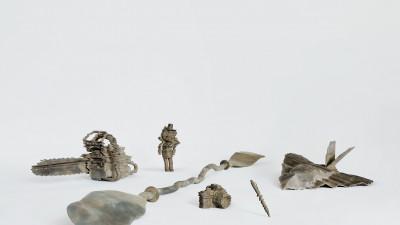 De la Parkinson la obiecte de arta