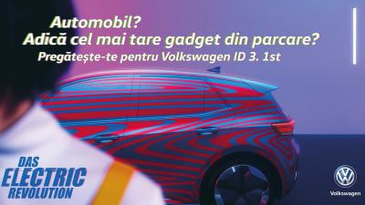 FCB Bucharest a propus o revoluție și a câștigat pitch-ul Volkswagen pentru lansarea lui ID