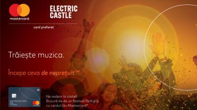 La Electric Castle, festivalierii vor avea parte de o călătorie guvernată de simțuri în Mastercard Sensory Playground