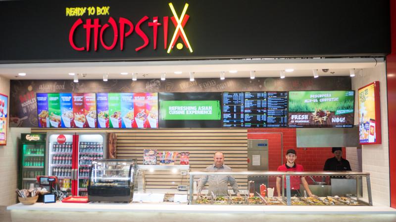 Ready to Box Chopstix, in plin proces de upgrade. Compania aduce forta de munca din strainatate