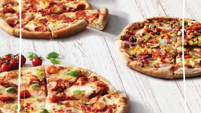 În această vară, Pizza Hut surprinde consumatorii cu un nou produs, San Francisco Style Pizza, pe noul blat aerat şi uşor crocant