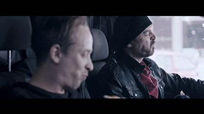 Jerry's Pizza - Totul pana la ultima felie / Scena de FILM DE ACTIUNE