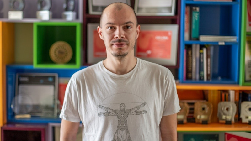 "[Influencer Update] Sebastian Luba, Kubis Interactive: Oricât de pueril ar suna, ""Working at Influencer"" chiar este un adevăr"