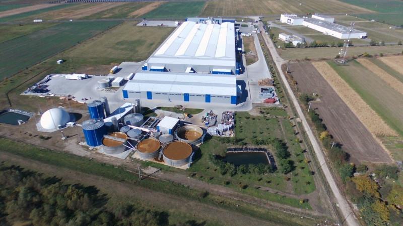 Olympus a investit 4 milioane de euro într-ostație de producție de biogaz