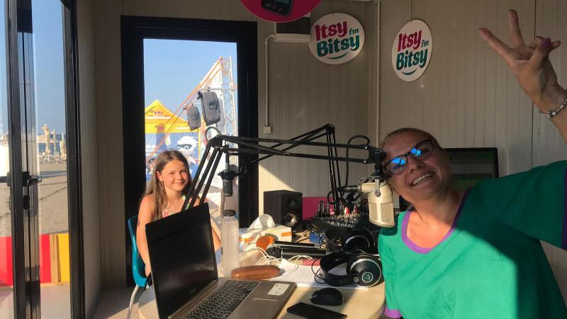 Copiii au plaja lor în această vară - Radioplaja Itsy Bitsy