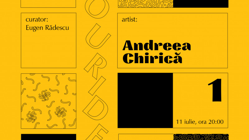 TAG YOUR IDEAS: ANDREEA CHIRICĂ x CLEVER