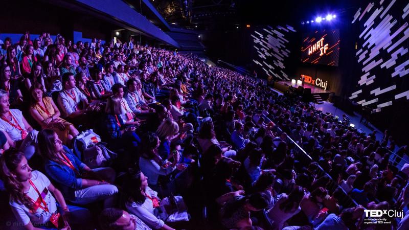 2.200 de participanți au fost în 29 iunie la TEDxCluj 2019