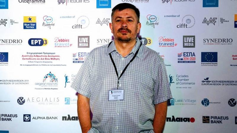 [Filmul de peste Prut] Dumitru Grosei, regizor: Cineaștii din Republica Moldova se descurcă cum pot, mai mult pe cont propriu