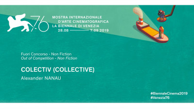 "După Veneția, ""colectiv"" merge la Toronto International Film Festival (TIFF)"