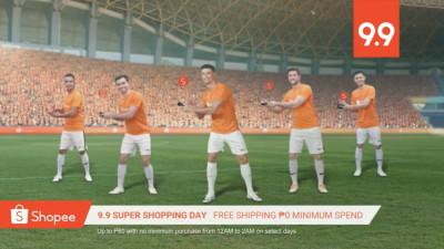 Cod portocaliu: Ronaldo danseaza
