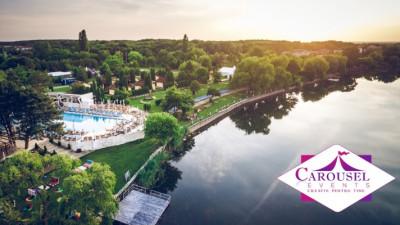 Buftea Lake Resort, o destinatie magica pentru team building si evenimente corporate