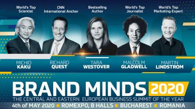 CNN International Anchor RICHARD QUESTjoins BRAND MINDS 2020!