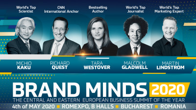 CNN International Anchor RICHARD QUEST joins BRAND MINDS 2020!