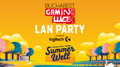 La Summer Well, Bucharest Gaming Week celebrează 20 de ani de Counter-Strike